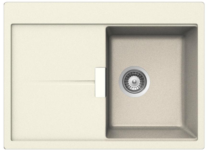 granitno pomivalno korito schock horizont d 100 s magnolia. Black Bedroom Furniture Sets. Home Design Ideas